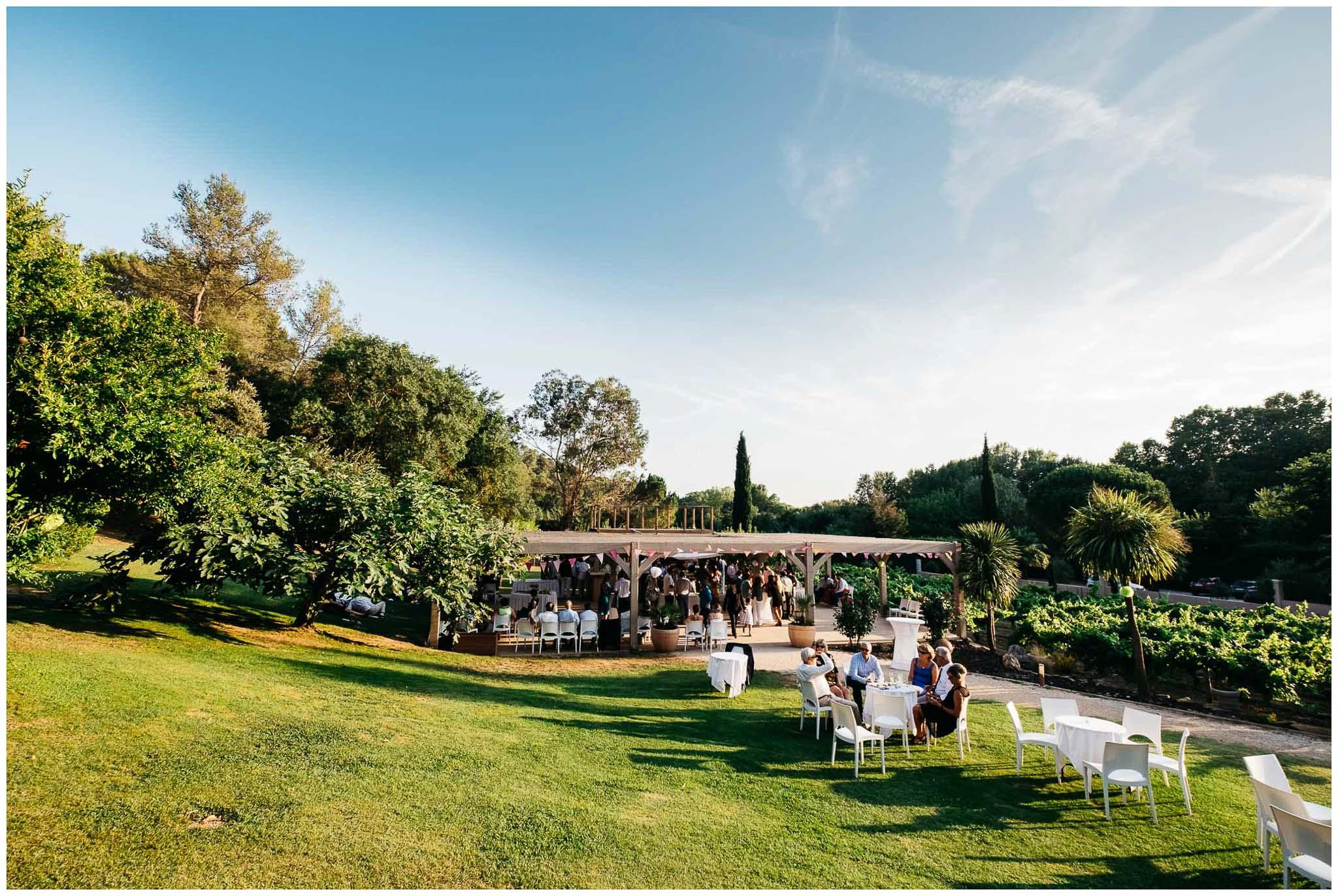 Découvrez un nouveau lieu de mariage luxe dans le Var !