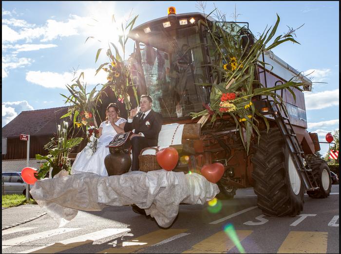 Tourner son regard vers le photographe de mariage